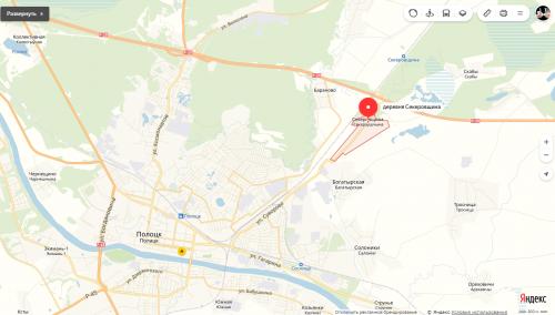 Внимание аукцион 04.04.2019г! Продажа земельного участка в частную собственность д.Секеровщина.